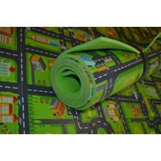 Детский коврик Городок 1140*2000 мм